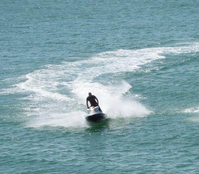 Pattaya Cracks Down On Jet Ski Operators