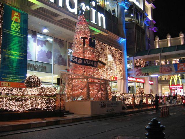 Thais nationwide join merit-making for good start of 2018