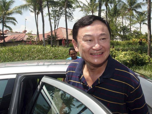 EC will dissolve Pheu Thai if probe finds Thaksin controls it