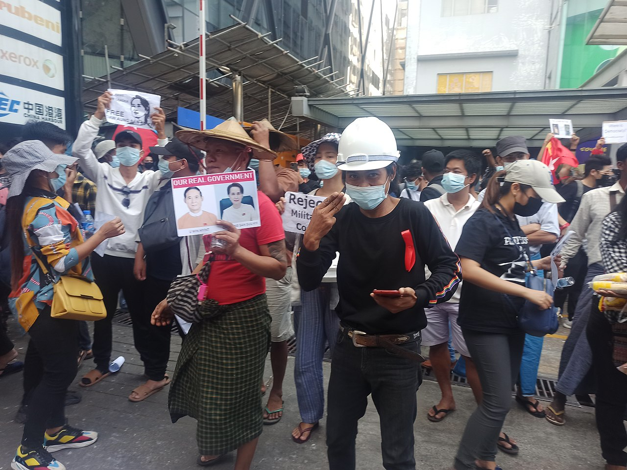 Myanmar Junta Tries to Dim Star Power of Protests With Arrest of Beloved Actor