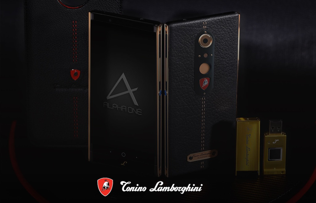 Lamborghini Android smartphone