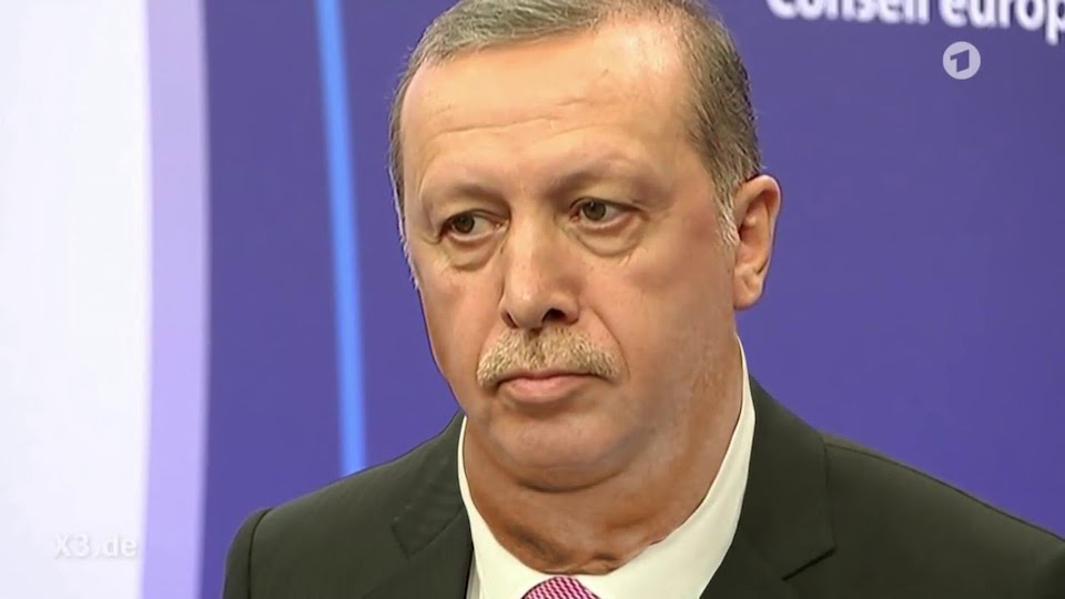 Turkish PM Recep Tayyip-ErDOGan