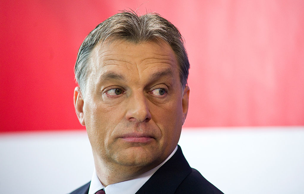 Hungary's Orban calls on European nationalists to rally against Brussels