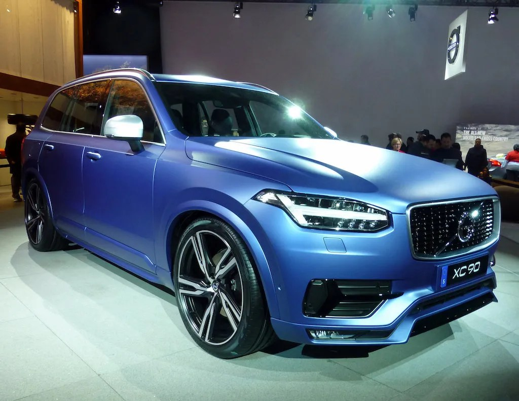 Volvo XC90 T8 Twin Engine Plug In Electric Hybrid