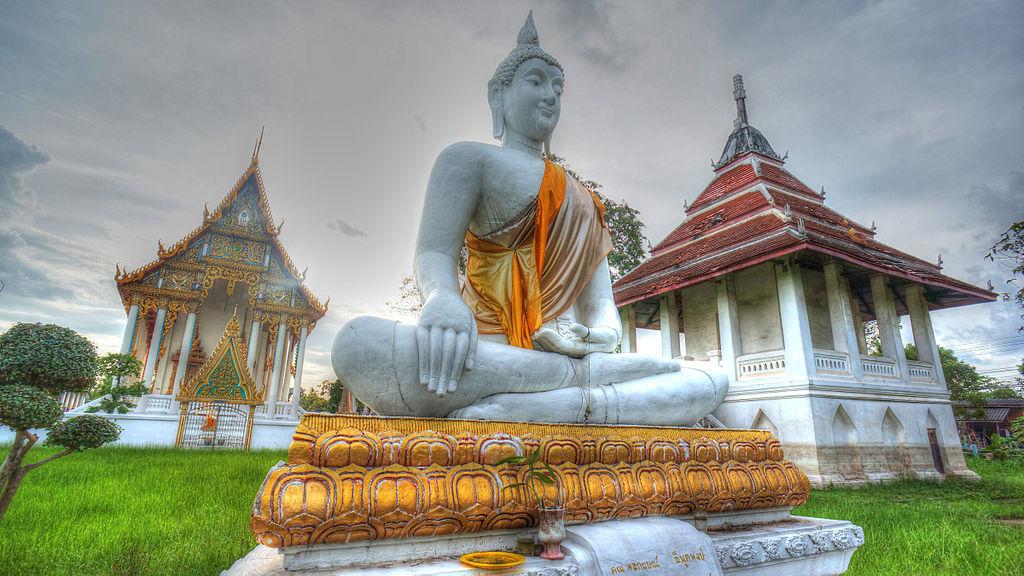 Wat Amphawan, Nonthaburi.