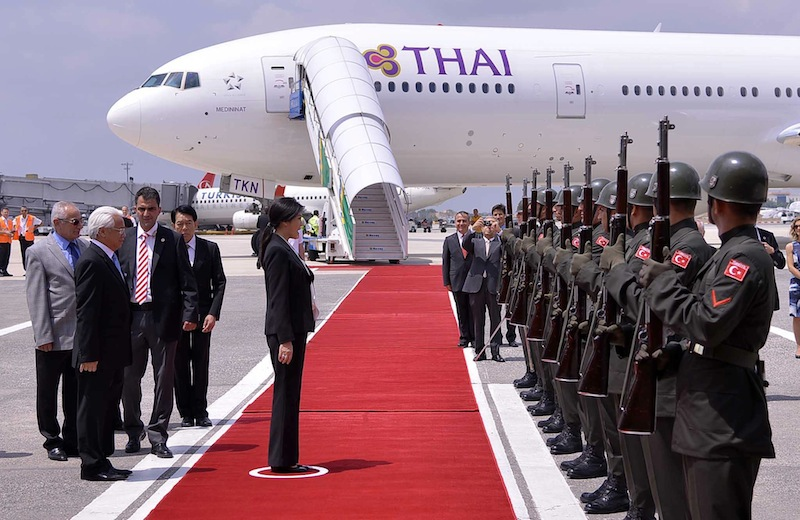 Turkey supports Thailand in tackling problems in deep South