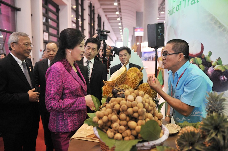 China, Thailand vow to boost trade, investment in agricultural sector