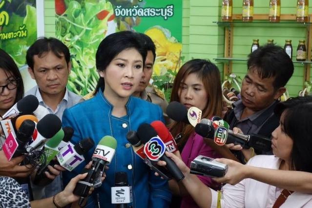 Yingluck rice-loss bill cut to B286bn