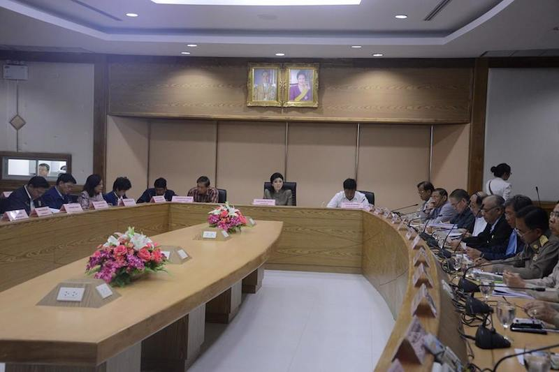 Pheu Thai to attend reconciliation talks on March 8