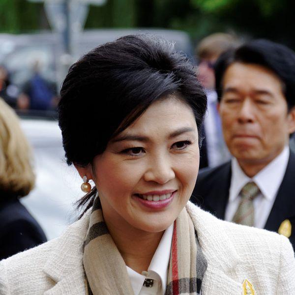 UK confirms ex-PM Yingluck Shinawatra now in London