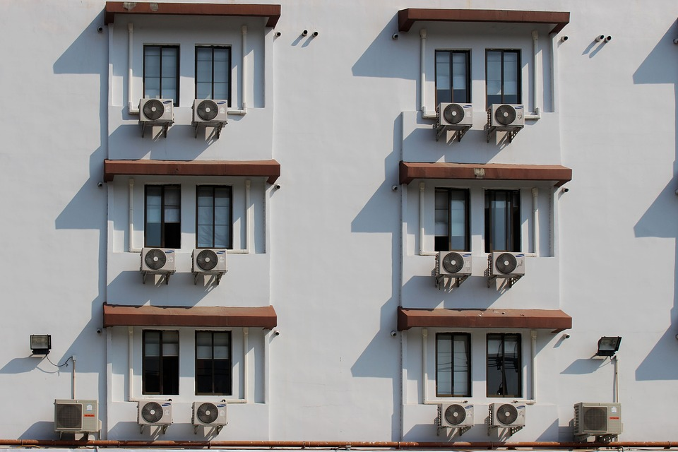 Air conditioning condominium