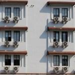 Air conditioning condominium