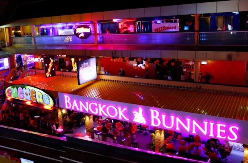Bangkok Literally Sinking in Sex as Brothels Steal Groundwater