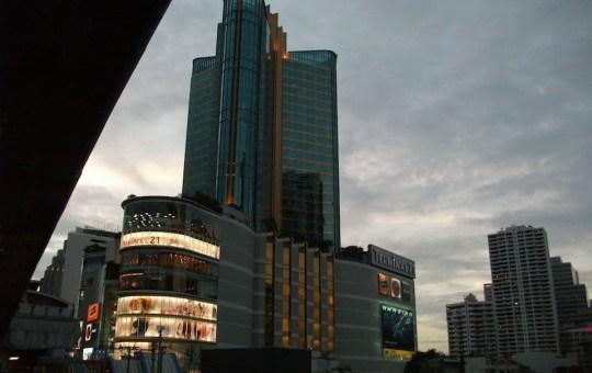 Terminal 21 mall in Bangkok