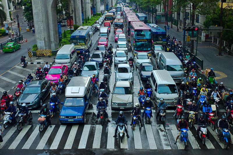 Bangkok's Dust Levels Critical: Greenpeace