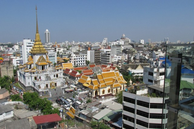 Man arrested for alleged attempted rape of nine-year-old girl at Bangkok temple