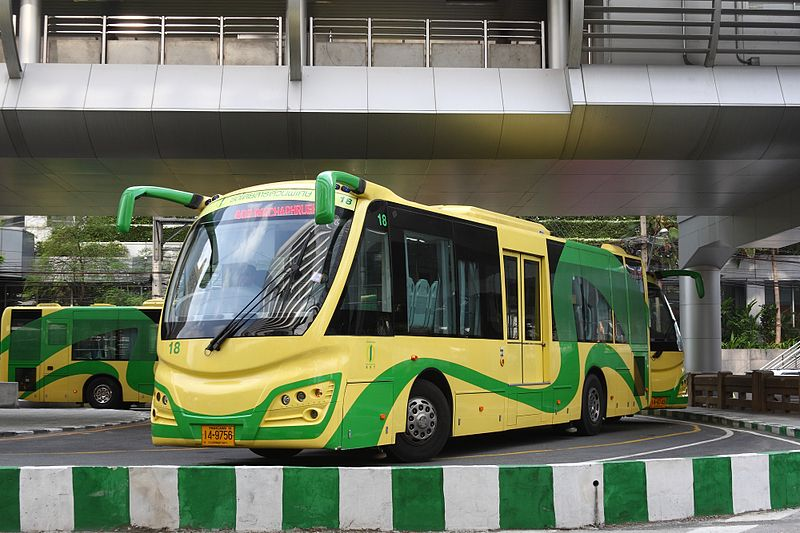Transport Company purchases 489 NGV buses