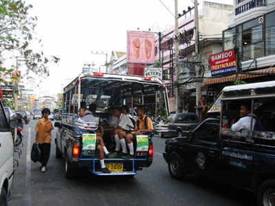 New head of Pattaya Baht Bus Council to enforce the rules