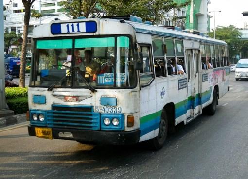 Hino AK 176 bus