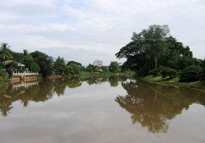 Interior Ministry develops Mae Kha Canal in Chiang Mai