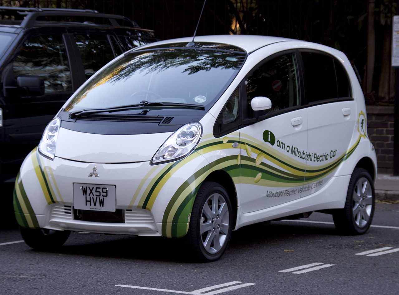 Electric Cars Punted For Phuket