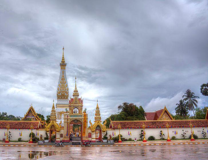 Nakhon Phanom prepares to submit Wat Phra That Phanom as world heritage site