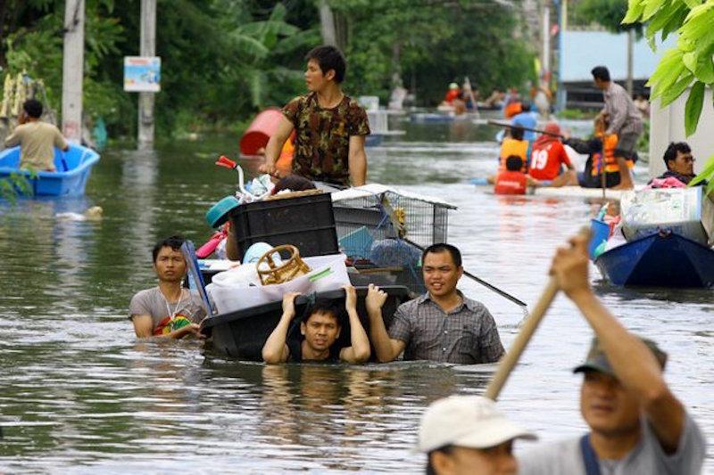 Bangkok's Sai Mai residents told to evacuate   Thailand News