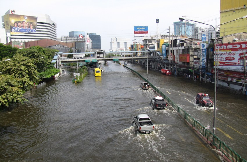 Central Plains brace for severe floods