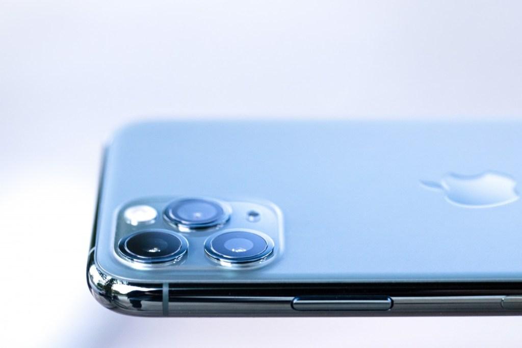 Apple iPhone 11 Pro 3 rear cameras