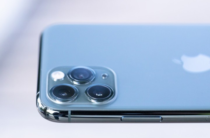 Apple iPhone 11 Pro with 3 cameras
