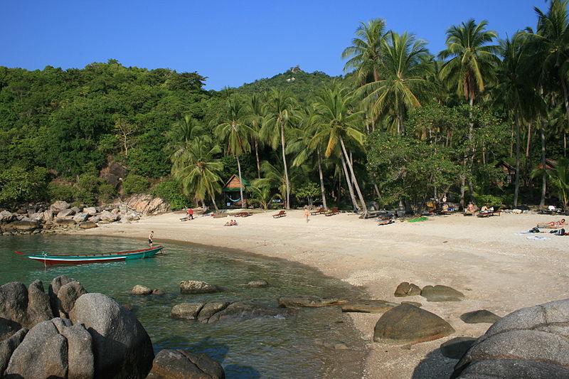 Koh Tao Sai Nuan Beach