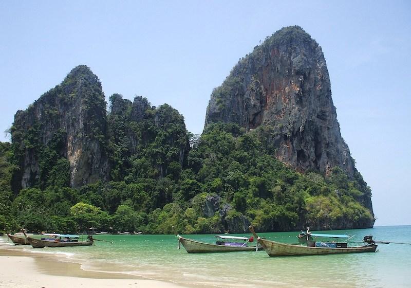 Thailand Ranks First Swedish Destination