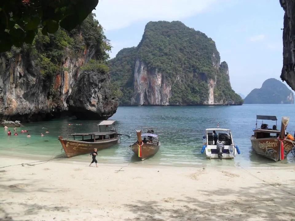 Maya Bay in Krabi