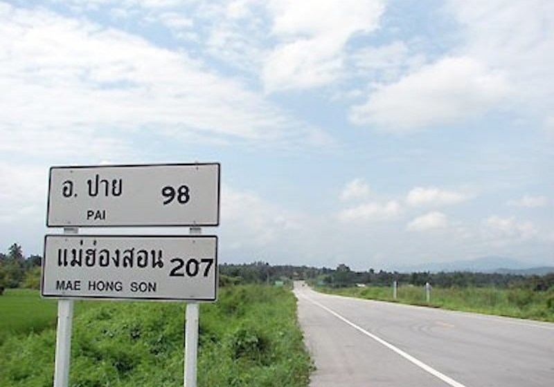 Road accidents involving foreign tourists using rented motorbikes on the rise in Pai