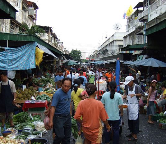 Klong Toey Market