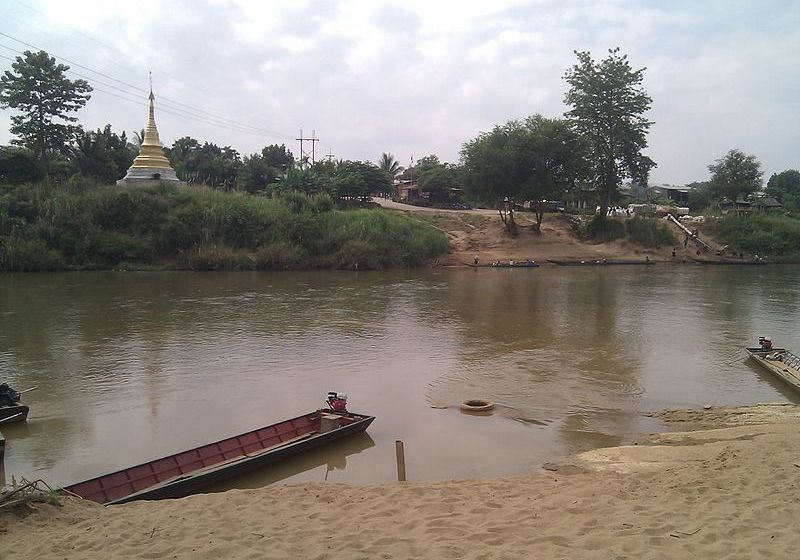 The Moei River