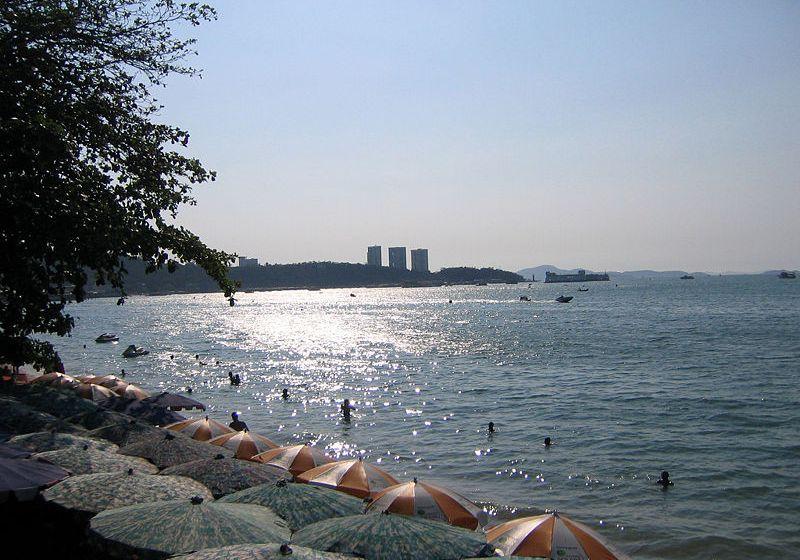Foreigner drowns at Jomtien Beach