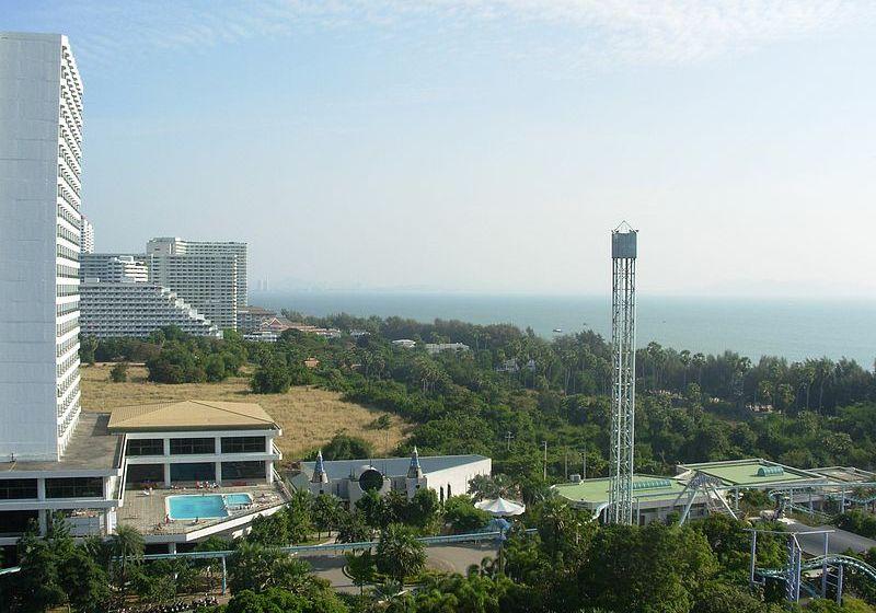 Beach Resort in Pattaya