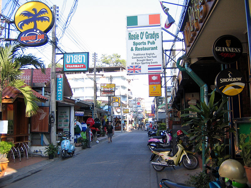 Soi 7 in Pattaya
