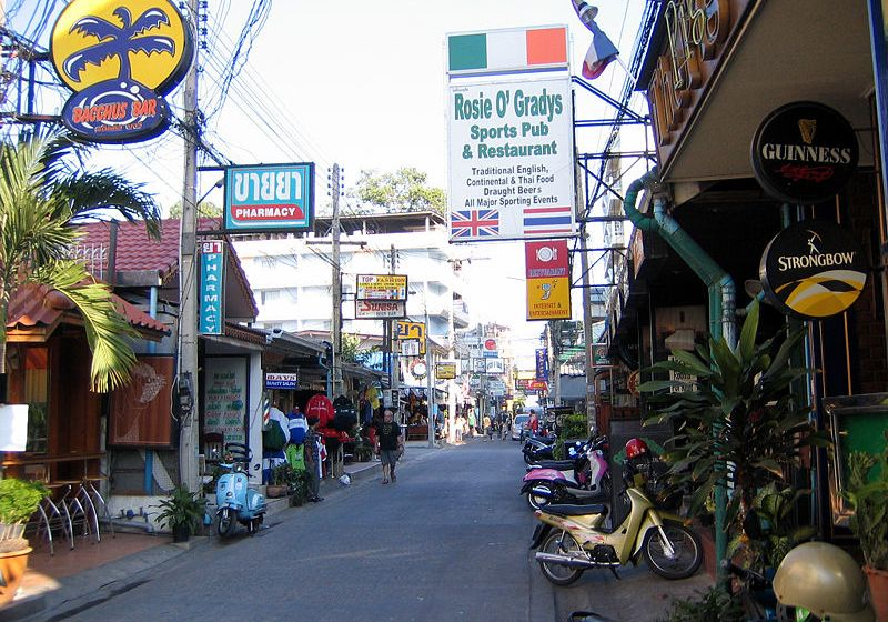 Soi 7 in Pattaya