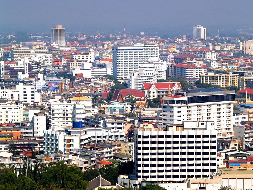 Pattaya downtown