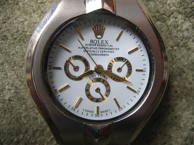 Frolex watch