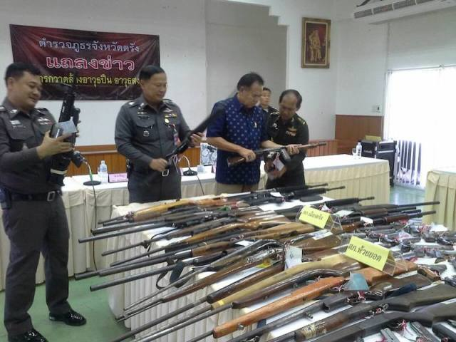 Police crack web weapons trade