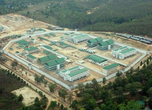 Prison in Thailand