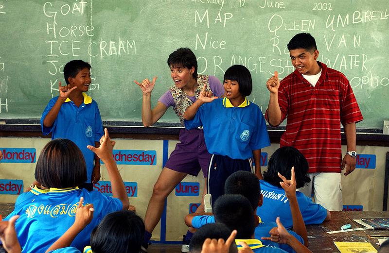 Thailand still very low in English language skills