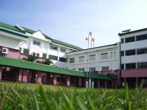 Thai-Chinese International School (TCIS) campus