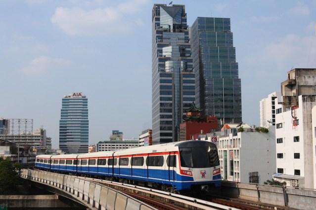 BTSC advised to cap train fares at B65