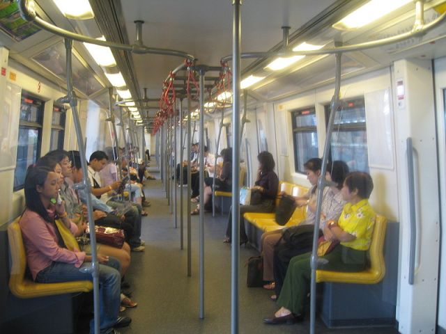 Shiny new BTS trains finally arrive in Bangkok