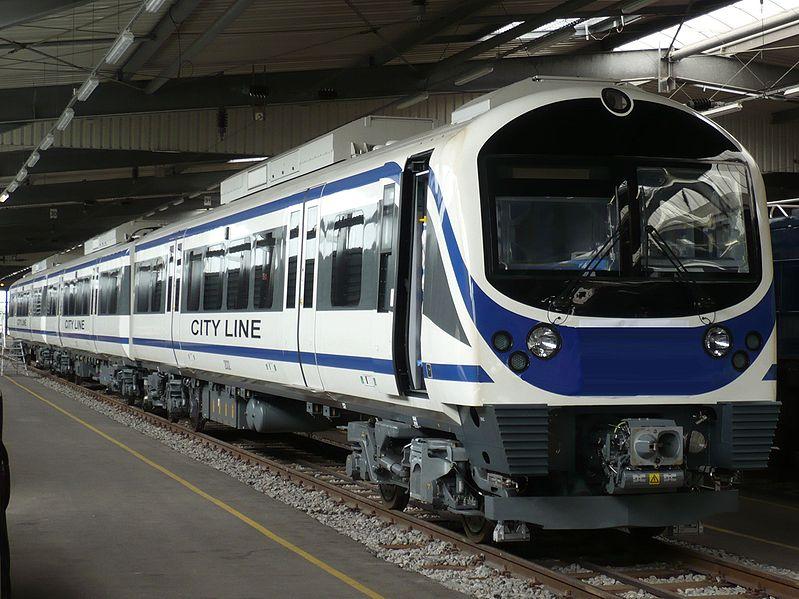 Bangkok Airport Link Express