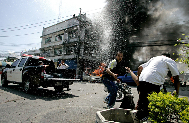 One killed, 12 injured in Pattani's unrest